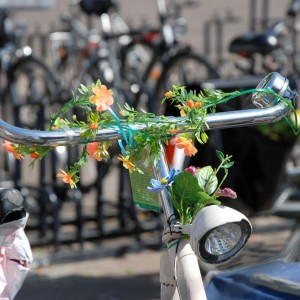 fietsen versieren
