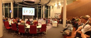 gemeenteraad in debat over Koudasfalt 15-4-2015 (foto Hedwig Schipperheijn)